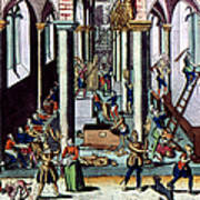 Netherlands: Calvinism Poster