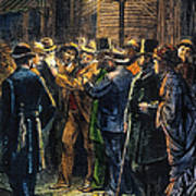 New York: Election, 1876 Poster by Granger