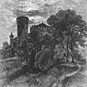 New York State: Castle Poster