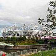 Olympic Park Poster