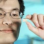 Peidong Yang, Chinese-born Chemist Poster