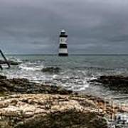 Penmon Point Poster by Adrian Evans
