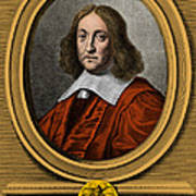 Pierre De Fermat, French Mathematician Poster by Photo Researchers, Inc.
