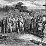 Pilgrims: Massasoit Poster
