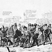 Presidential Campaign, 1824 Poster