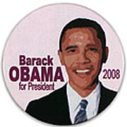 Presidential Campaign, 2008 Poster
