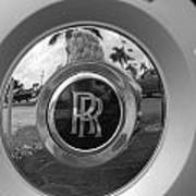 R R Wheel Poster