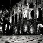 Roman Night Poster