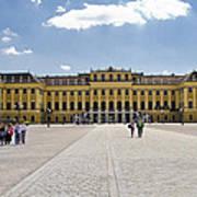 Schonbrunn Palace - Vienna Poster