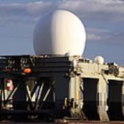Sea Based X-band Radar Dome Modeled Poster