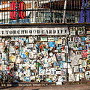 Shrine To Ianto Poster
