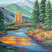 Sierra Creek Poster