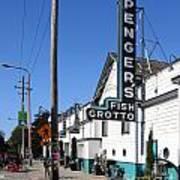 Spengers Restaurant Berkeley California Poster