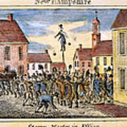 Stamp Act: Protest, 1765 Poster