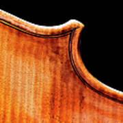 Stradivarius Back Corner Poster