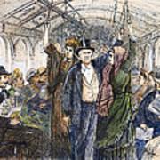 Streetcar, 1876 Poster