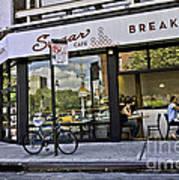 Sugar Breakfast Poster