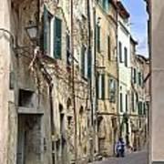 Taggia In Liguria Poster