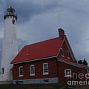 Tawas Point Lighthouse Poster