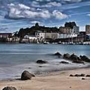 Tenby Harbour 2 Poster