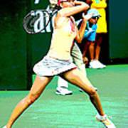 Tennis Art Poster