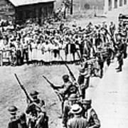 Textile Strike, 1934 Poster
