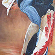 The Bull Rider Poster