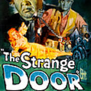 The Strange Door, Charles Laughton Poster by Everett