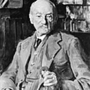 Thomas Hardy (1840-1928) Poster