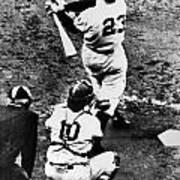 Thomson Home Run, 1951 Poster
