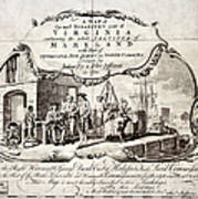 Tobacco Warehouse, 1775 Poster