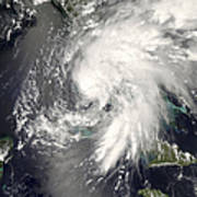 Tropical Storm Fay Poster