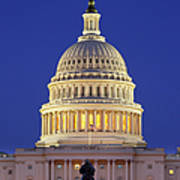 Twilight Over Us Capitol Poster