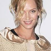 Uma Thurman In Attendance For Friars Poster