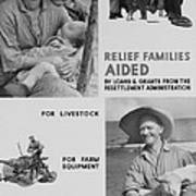 United States Resettlement Poster by Everett