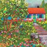 Up The Garden Path Poster