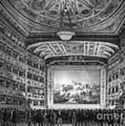 Venice: Teatro La Fenice Poster