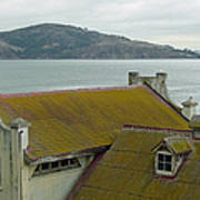 View From Alcatraz II Poster