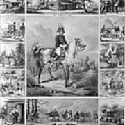 W. H. Harrison (1773-1841) Poster