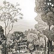 White Sulphur Springs Poster