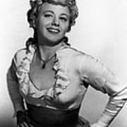 Winchester 73, Shelley Winters, 1950 Poster