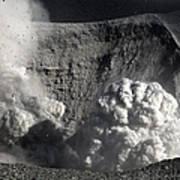 Yasur Eruption, Tanna Island, Vanuatu Poster
