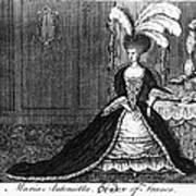 Marie Antoinette (1755-1793) Poster