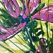 Divineflowers Poster