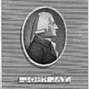 John Jay (1745-1829) Poster