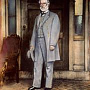 Robert E. Lee (1807-1870) Poster