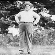 William Howard Taft Poster