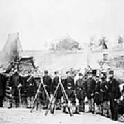 Civil War: Soldiers Poster