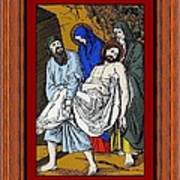 Drumul Crucii - Stations Of The Cross  Poster by Buclea Cristian Petru