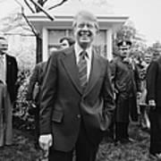 Jimmy Carter (1924- ) Poster